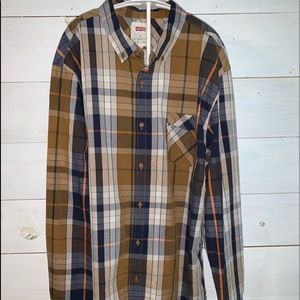 Levi's XL button up. Brand New